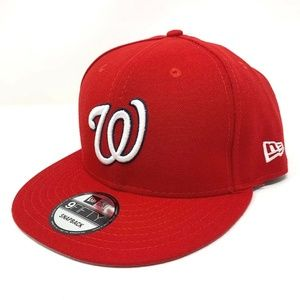 New Era 9Fifty Washington Nationals Snapback Hat